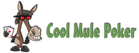 Cool Mule Poker Logo